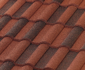 Residential Roofing Material: Boral Profile -Barrel Vault Tile