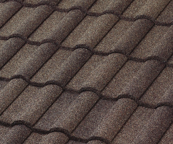 Bob Jahn's Roofing Offers Boral Steel in Barrel Vault - Timberwood