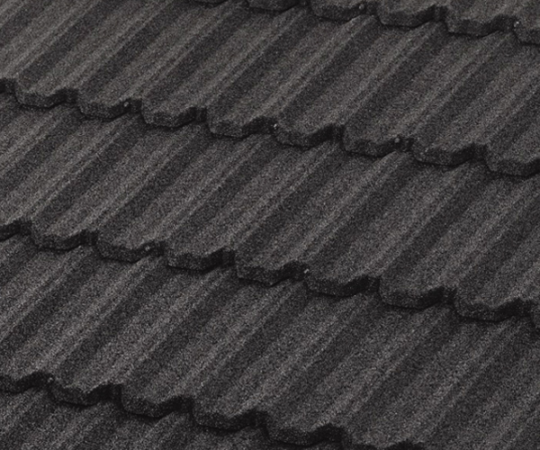 Bob Jahn's Offering Boral Steel in Pacific Tile - Charcoal