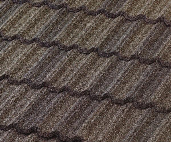 Bob Jahn's Offering Boral Steel in Pacific Tile - Timberwood