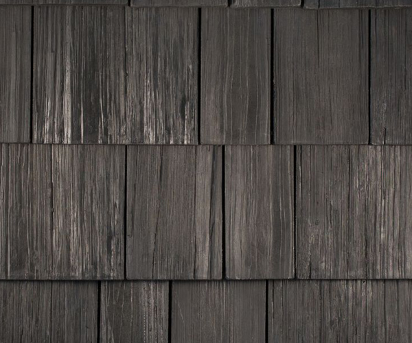 Bob Jahn's Offering Residential Roofing Material: Brava Composite - Cedar Shake in Charcoal