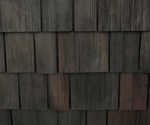 Bob Jahn's Offering Residential Roofing Material: Brava Composite - Cedar Shake in Rustic Shake