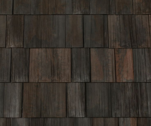Bob Jahn's Offering Residential Roofing Material: Brava Composite - Cedar Shake in Weathered