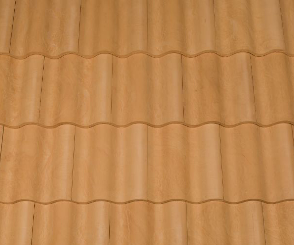 Bob Jahn's Offering Residential Roofing Material: Brava Composite - Spanish Barrel Vault Tile in Sand