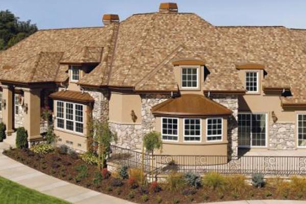 Bob Jahns Roofing in Roseville - CertainTeed in Landmark TL - Chestnut