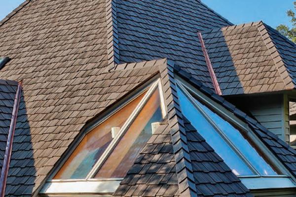 Bob Jahn's Roofing Offering Inspire By Boral Arcella Shake in Weathered Grey