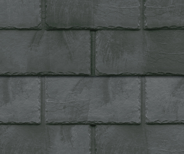 Bob Jahn's Roofing Offering Inspire By Boral in Classic Slate - Grey-Black Blend