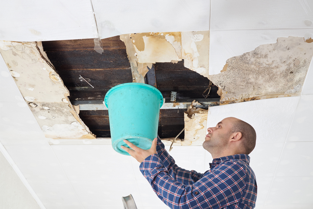 How To Prevent a Leaky Roof During the Rainy Winter Months in Roseville: Bob Jahn's Roofing Contractor in Roseville