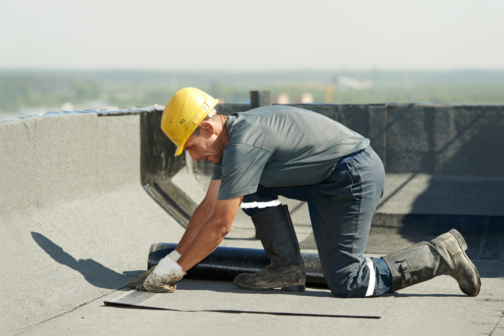 Why Are Most Commercial Roofs Flat? - Roofing Contractor in Roseville